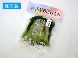 青菜漬(220g)のパッケージ画像