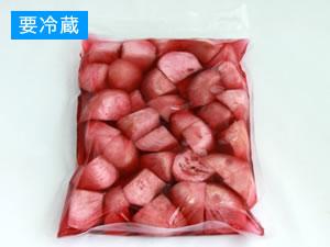 赤かぶ漬(カット・1kg)のパッケージ画像