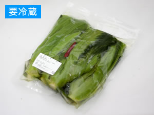 青菜漬(800g・徳用サイズ)のパッケージ画像
