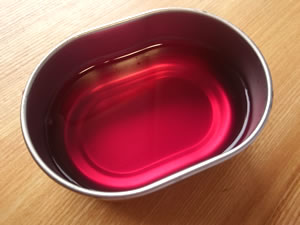 赤かぶ漬で残った甘酢